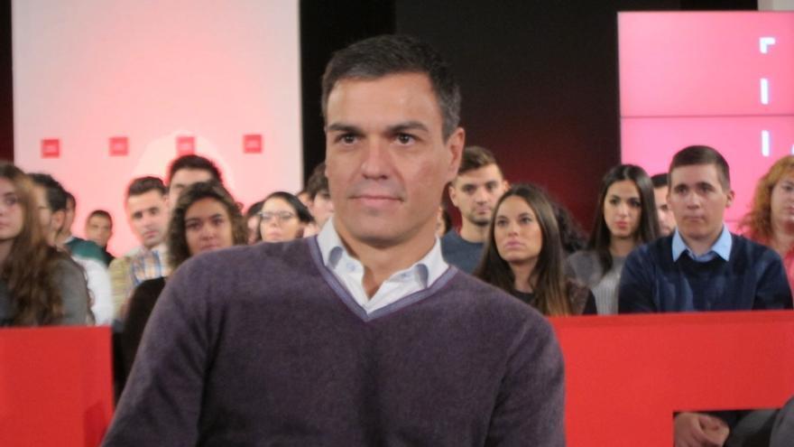 """Sánchez, a los catalanes: """"Queremos una Cataluña a la vanguardia del cambio en España"""""""