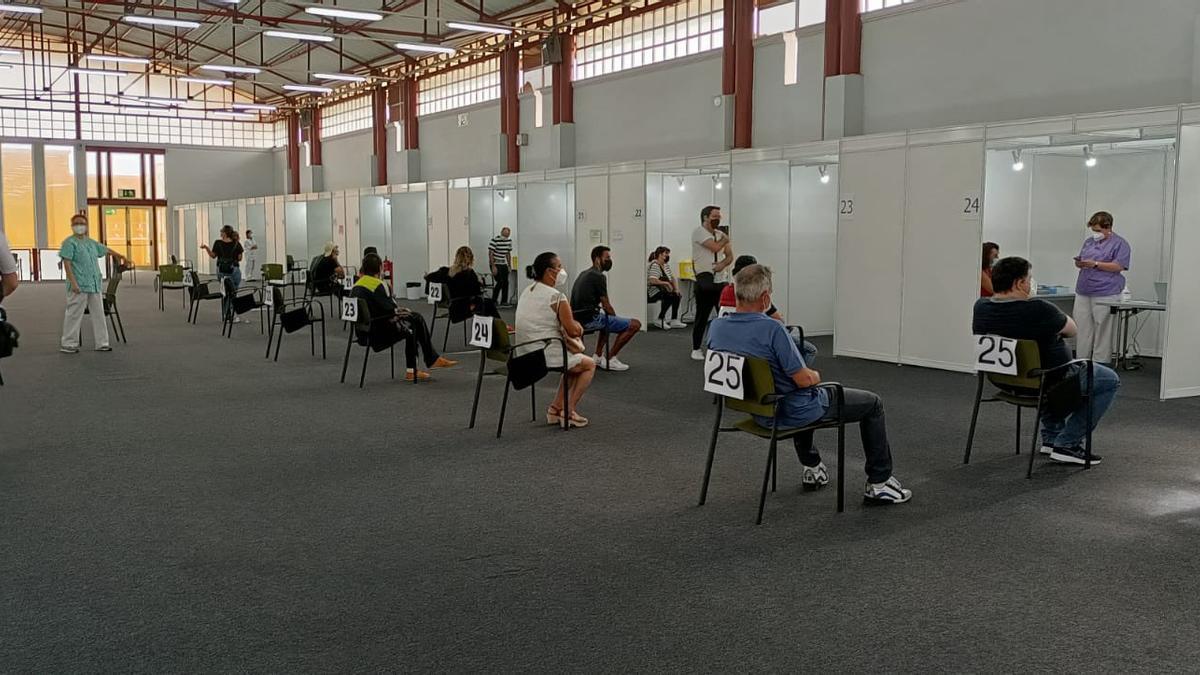 Jornada de vacunación en Gran Canaria este domingo, 11 de julio