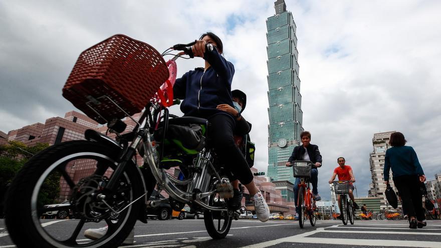 El PIB de Taiwán sube 8,2 % en el primer trimestre, el mejor dato desde 2010