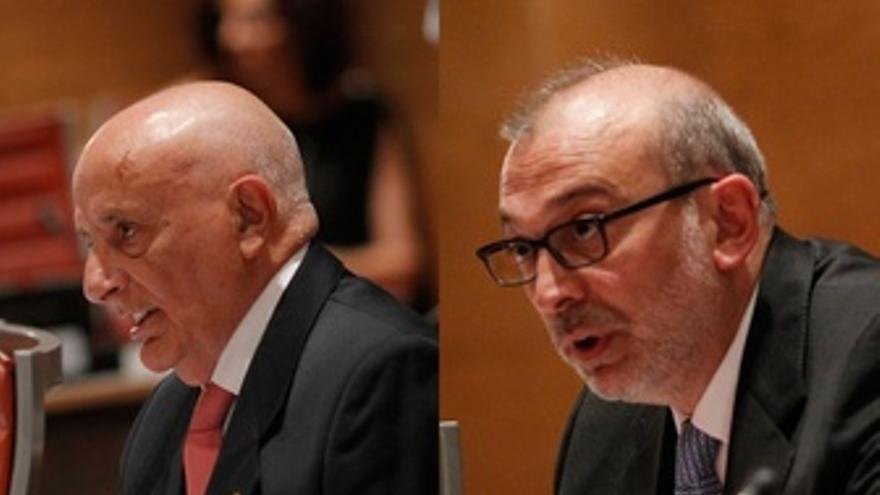 Fernando Navarrete Y José Manuel Peñalosa