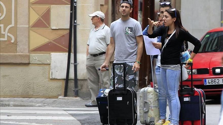 Las pernoctaciones hoteleras suben el 4,2 por ciento en enero