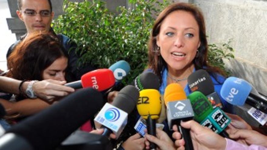Cristina Tavío. (ACFI PRESS)