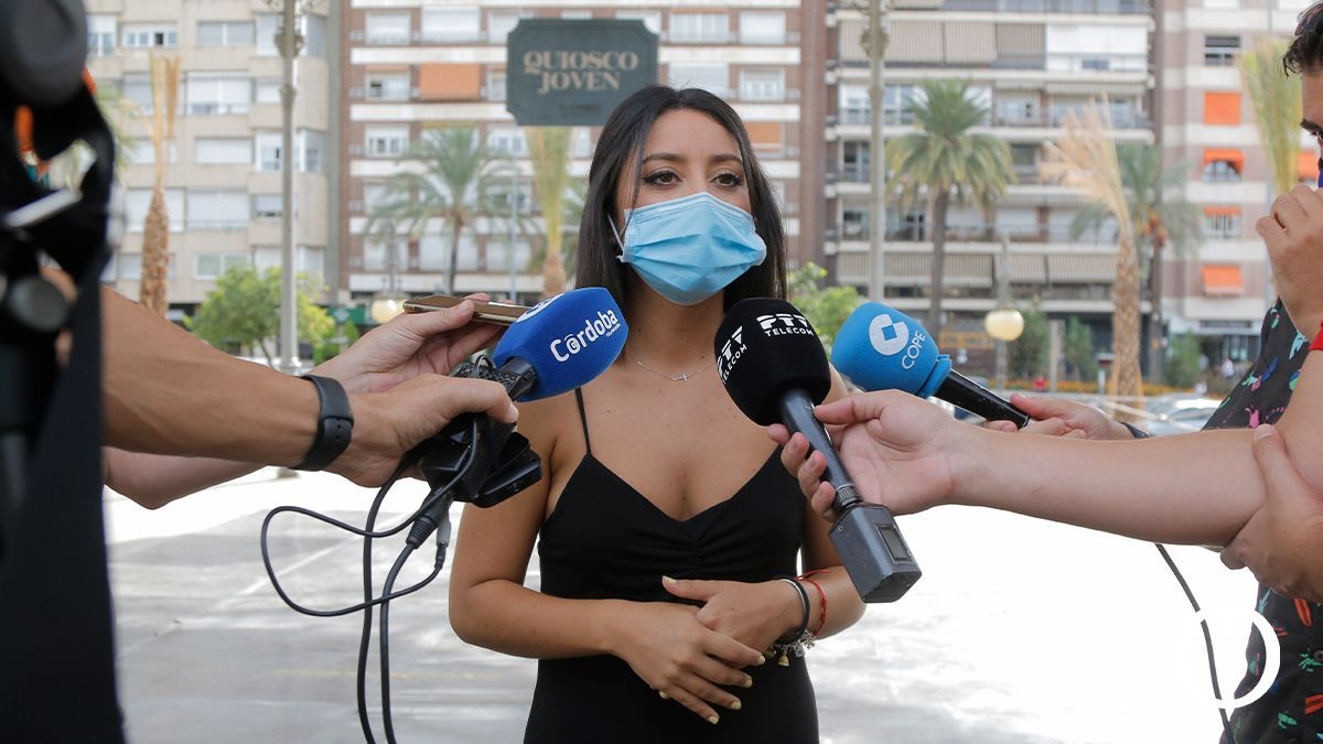 La delegada de Juventud, Cintia Bustos, hace balance de 'Planneo al Fresco'
