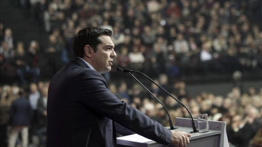 Syriza lucha contra la campaña del miedo y recalca que Grecia seguirá en euro