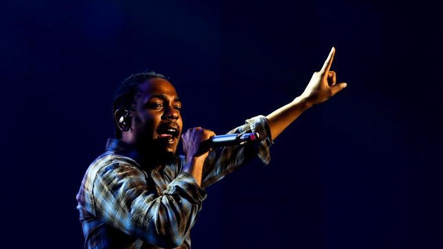 Kendrick Lamar lidera con ocho nominaciones las candidaturas en los Grammy