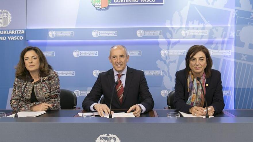El Gobierno vasco no prevé un acuerdo próximo del Cupo por falta de voluntad de Rajoy