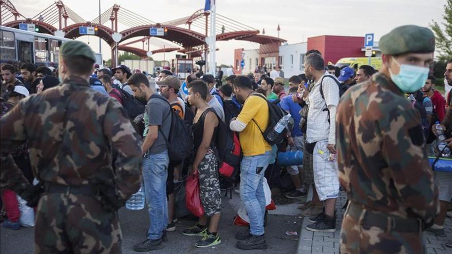 Austria propone un plan de hasta 5.000 millones para los refugiados sirios