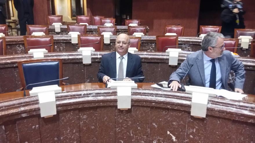 El diputado de Ciudadanos Luis Fernández