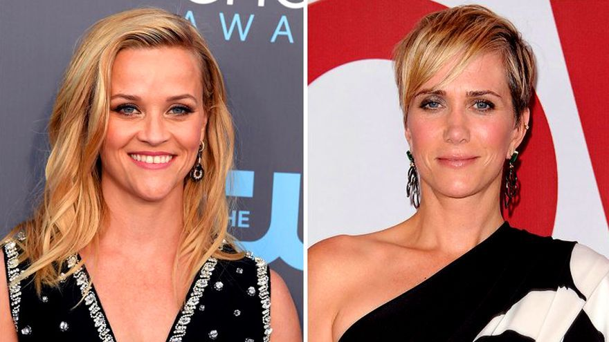 Reese Witherspoon y Kristen Wiig