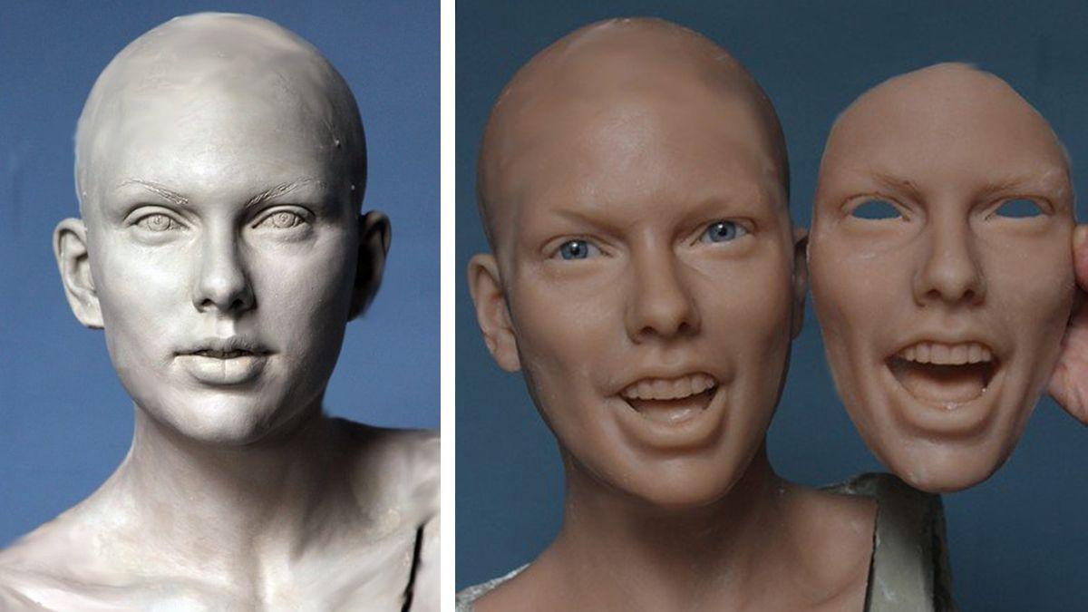 Preparativos de la escultura de cera de Taylor Swift que incorporará el Museo de Cera de Madrid | MUSEO DE CERA DE MADRID