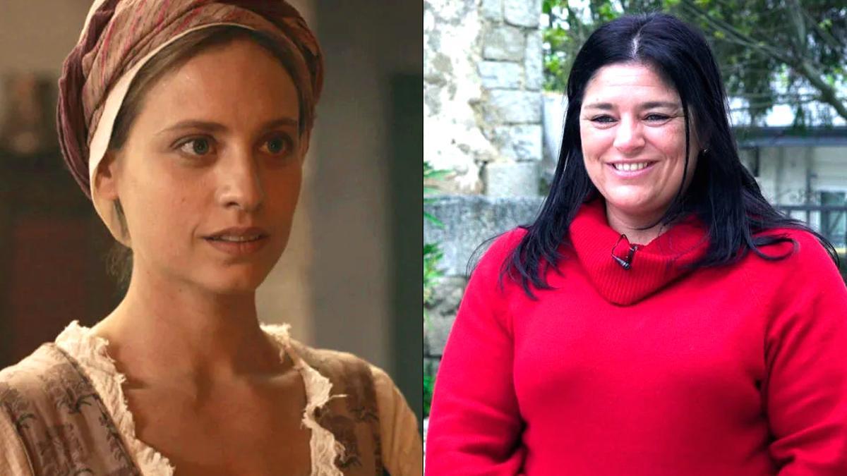 Michelle Jenner y Sonia Jabalera, las dos 'Cocineras de Castamar'