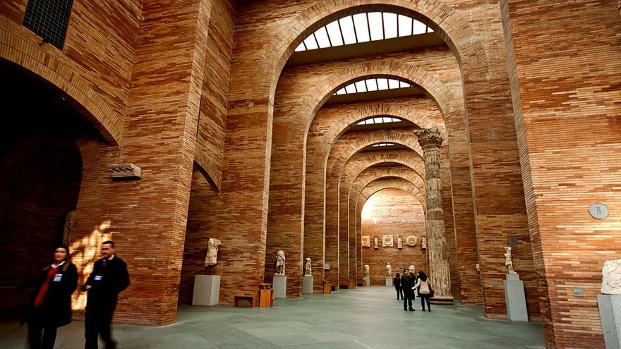 Resultado de imagen de Museo Nacional de Arte Romano merida