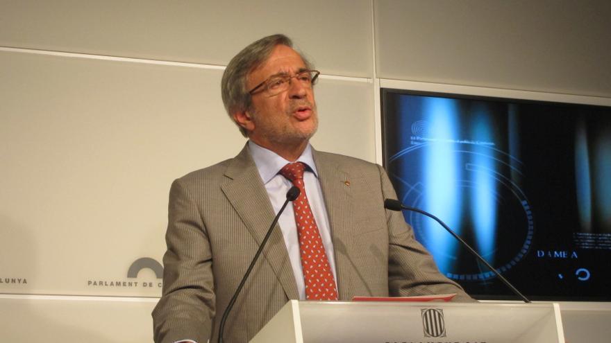 """El PSC alaba su papel """"fundamental"""" para la recuperación de la democracia"""
