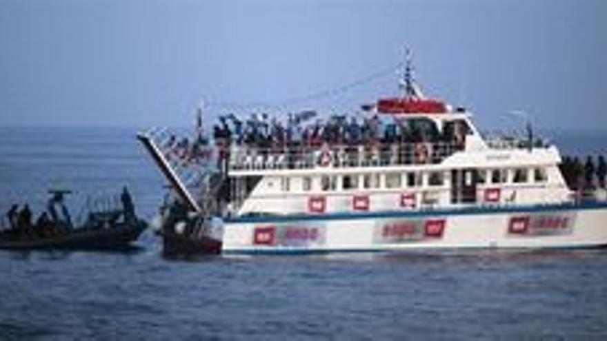 Israel alega defensa propia en el asalto a la flotilla