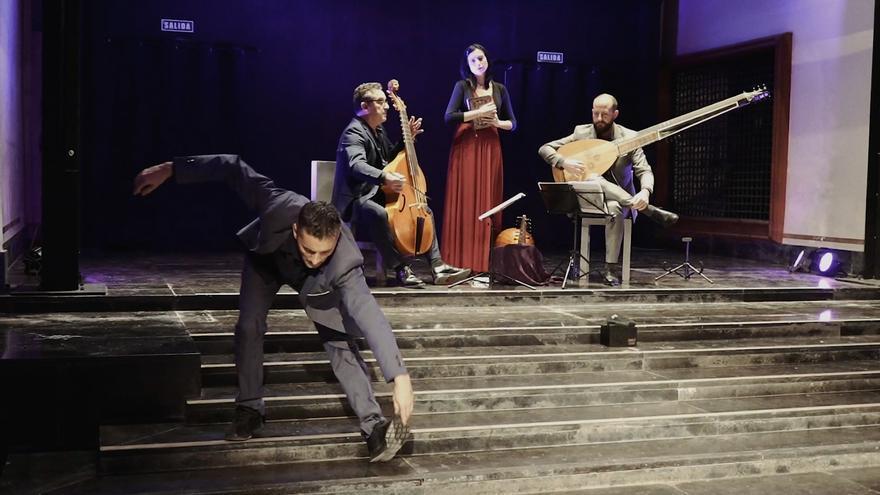 Sala Russafa acoge la obra 'A Circle In The Water' el 3 y 4 de octubre.