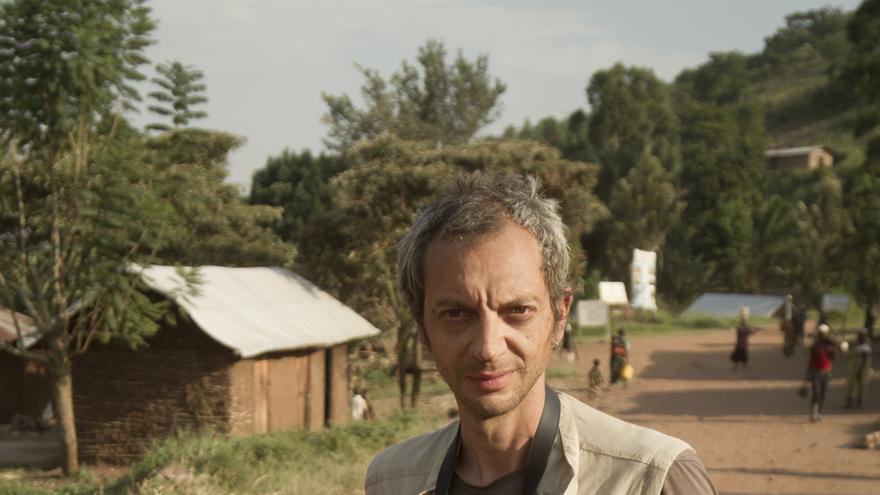 Giampaolo Musumeci, autor de 'Confesiones de un traficante de personas'.