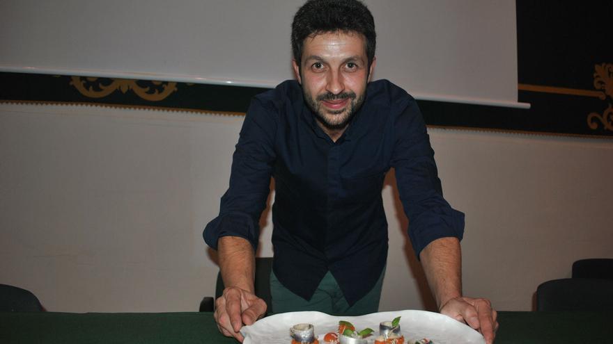 El chef toledano Iván Cerdeño