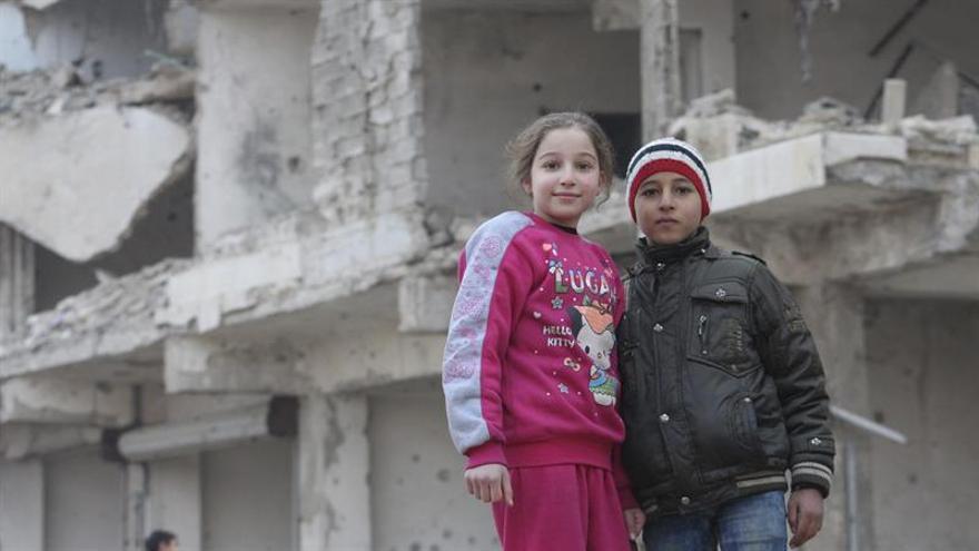 La Rioja desarrolla una campaña pionera a beneficio de la infancia de Siria