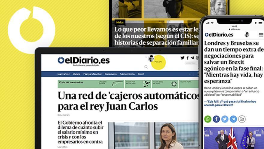 El periodismo es un servicio público: el nuevo modelo de socios de elDiario.es