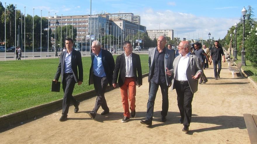 """Romeva reclama una mayoría clara que dé """"fortaleza"""" para negociar con la UE"""