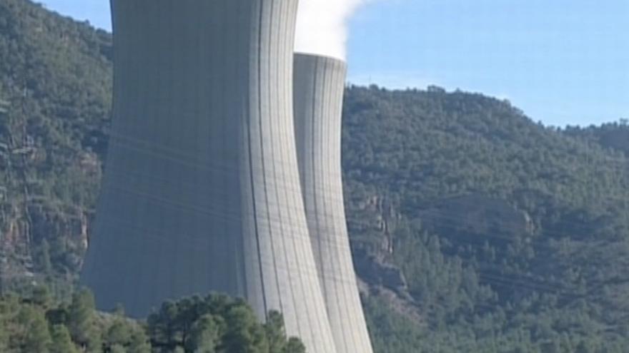 La central nuclear de Cofrentes