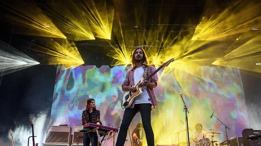 El Bilbao BBK Live se despide entre el rock británico y la psicodelia australiana