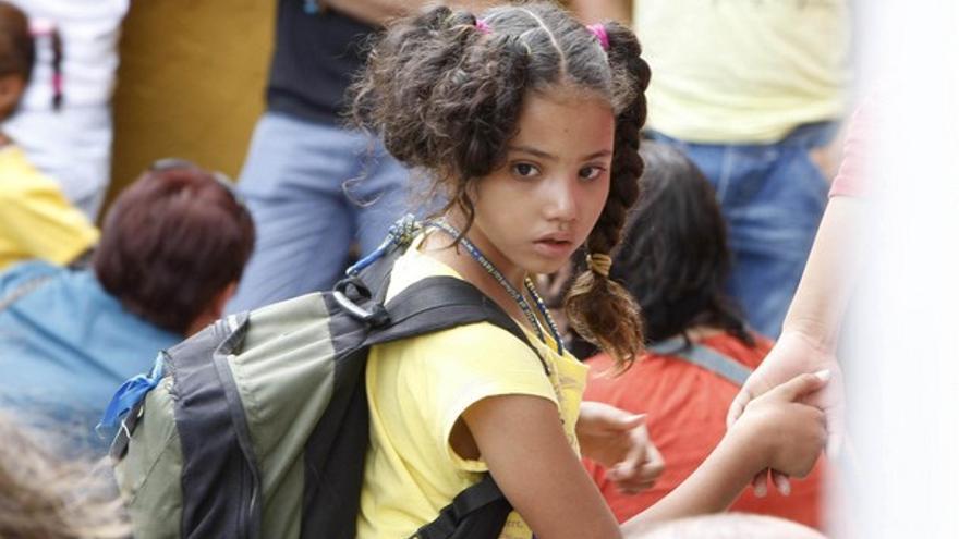 De la llegada de niños saharauis #5