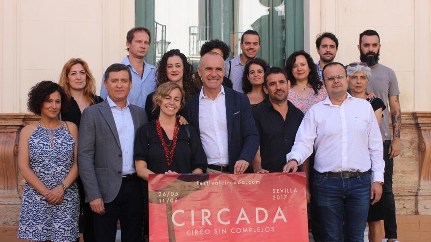 Presentación de Circada 2017