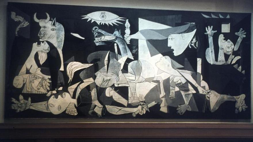 """Picasso """"reinará"""" en 2017 con el 80 aniversario del """"Guernica"""""""