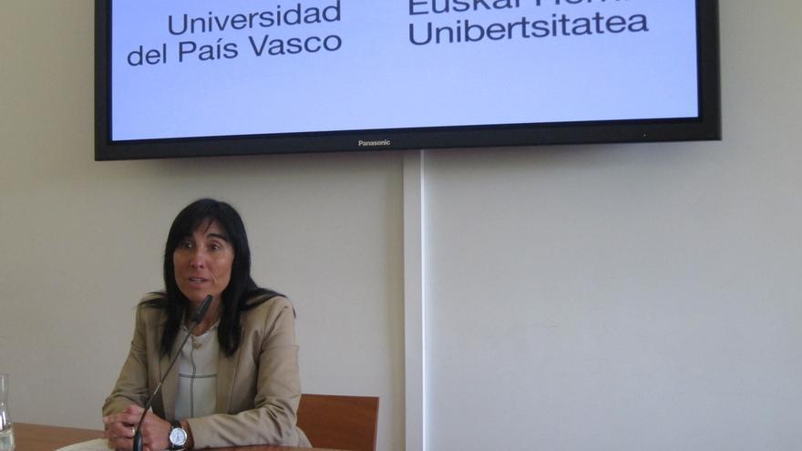 Nekane Balluerta será la única candidata al Rectorado de la UPV/EHU