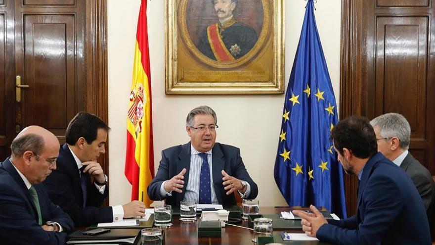 """Interior acusa a los Mossos de """"entorpecer"""" a Policía y Guardia Civil el 1-O"""