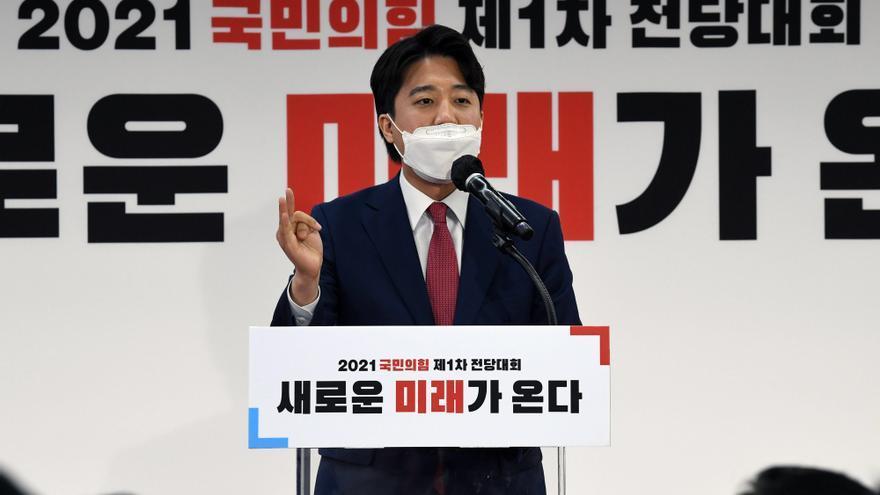 Lee Jun-seok es elegido nuevo líder del principal partido opositor surcoreano