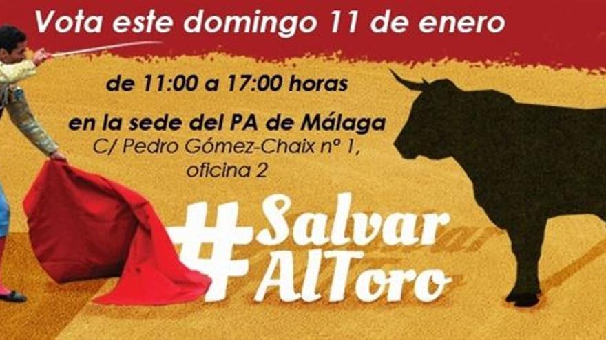 #SalvarAlToro