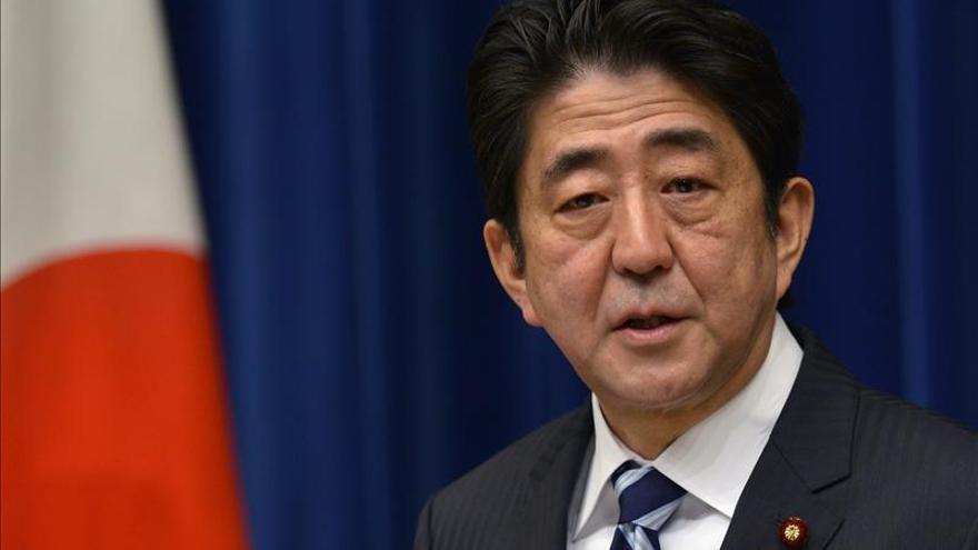 El primer ministro japonés se reunirá con Obama en febrero en Washington
