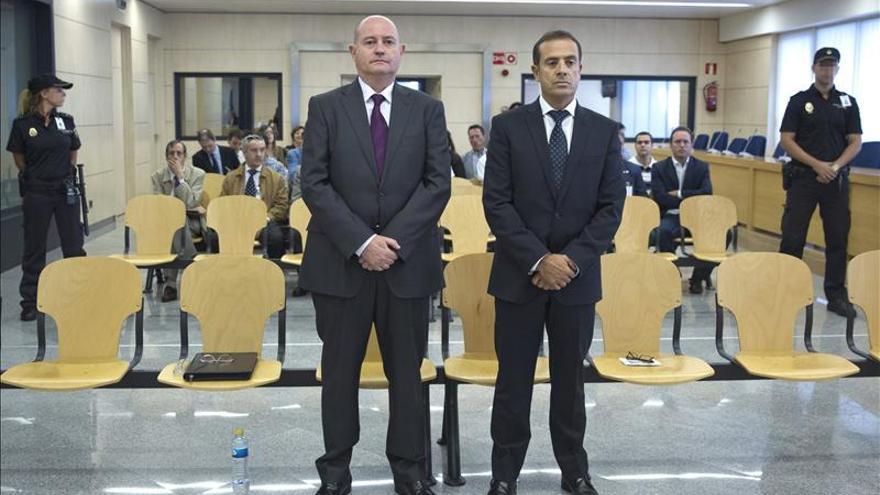 La Audiencia Nacional se opone al indulto a los policías condenados por el caso Faisán