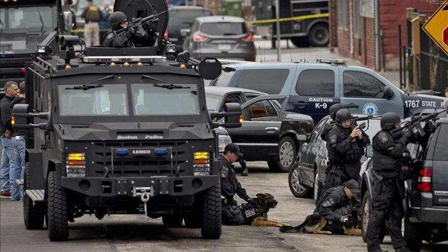 La caza de los hermanos Tsarnaev, 22 horas de agónica persecución