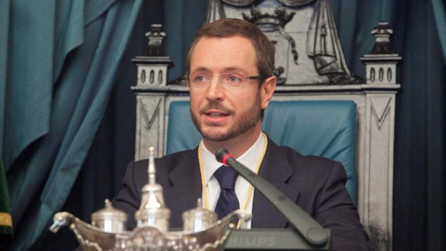 El alcalde de Vitoria-Gasteiz, Javier Maroto, del Partido Popular./ wikimedia.