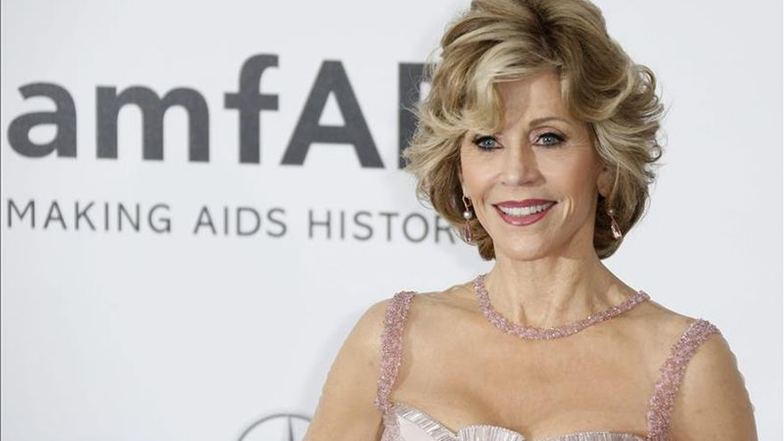 "La veterana Jane Fonda se pasa al ""streaming"""