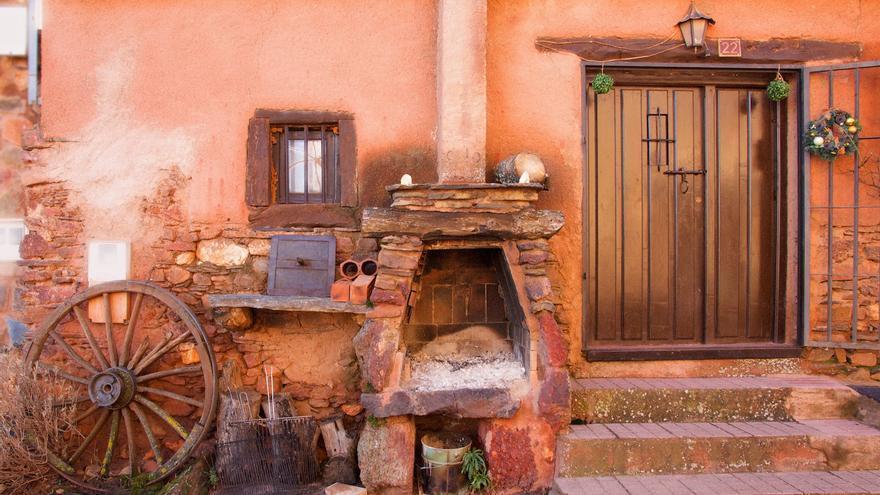 Madriguera, pueblo rojo de Segovia