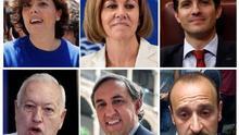 El PP vota tras una campaña sin debates ni propuestas, marcada por los ataques entre Santamaría, Cospedal y Casado