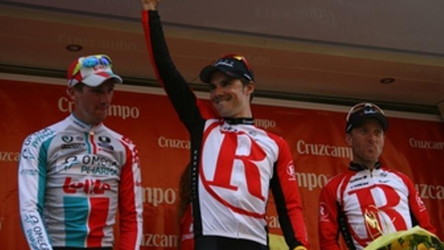 Markel Irízar, ganador de la Vuelta a Andalucía