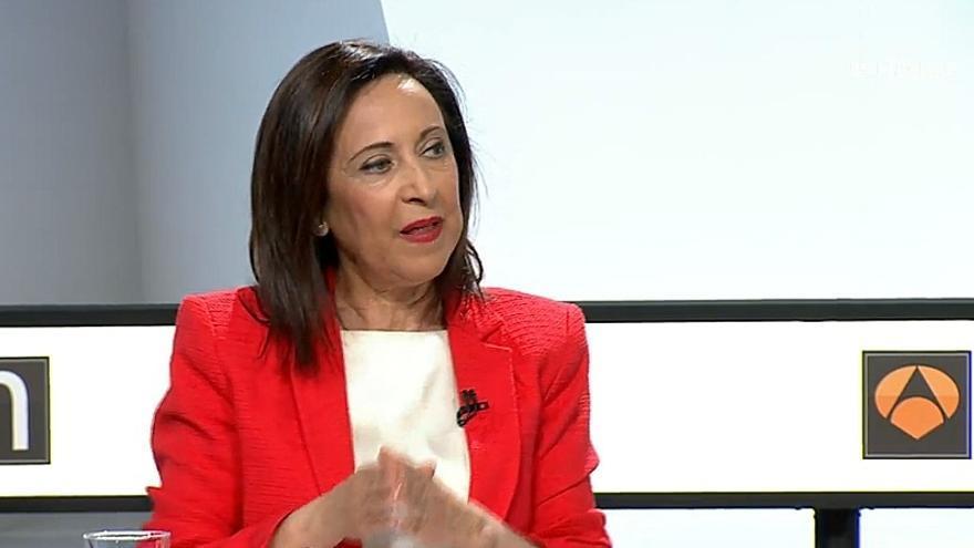 """Robles (PSOE) dice que """"nunca ha estado sobre la mesa"""" formar gobierno con los independentistas"""