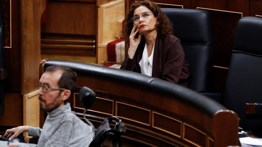 """Podemos pide a Sánchez medidas """"más valientes"""" en favor de los más vulnerables y suspender la austeridad"""