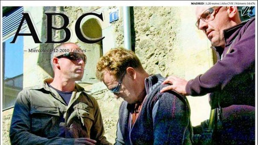 De las portadas del día (01/12/10) #5