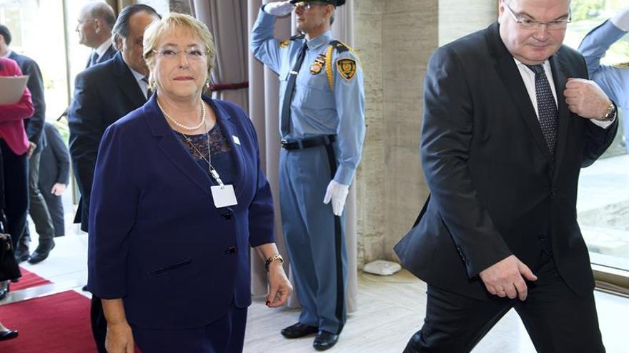 La ONU expresa a Bachelet su preocupación por los abusos de DDHH en la Araucanía