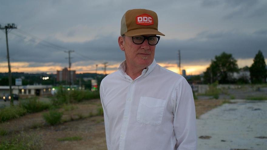 Kurt Wagner, líder de la banda Lambchop.