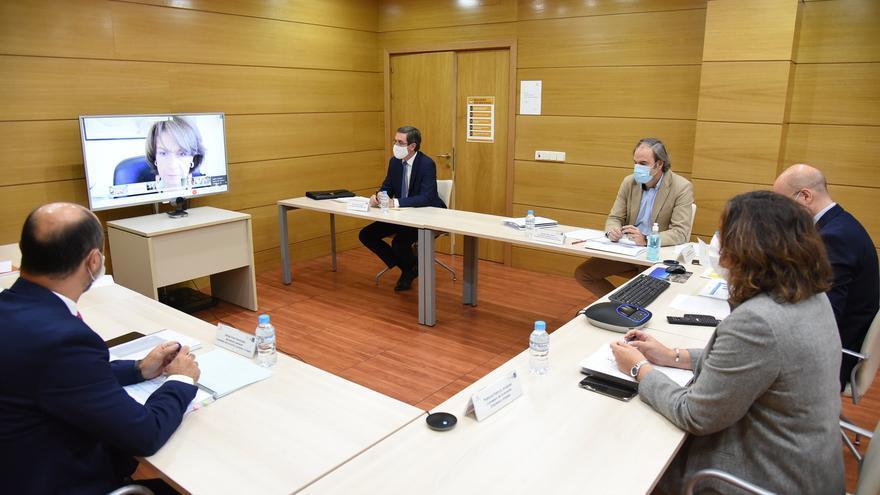 Las entidades del Pacto por la Reactivación Económica podrán presentar proyectos para la captación de fondos europeos