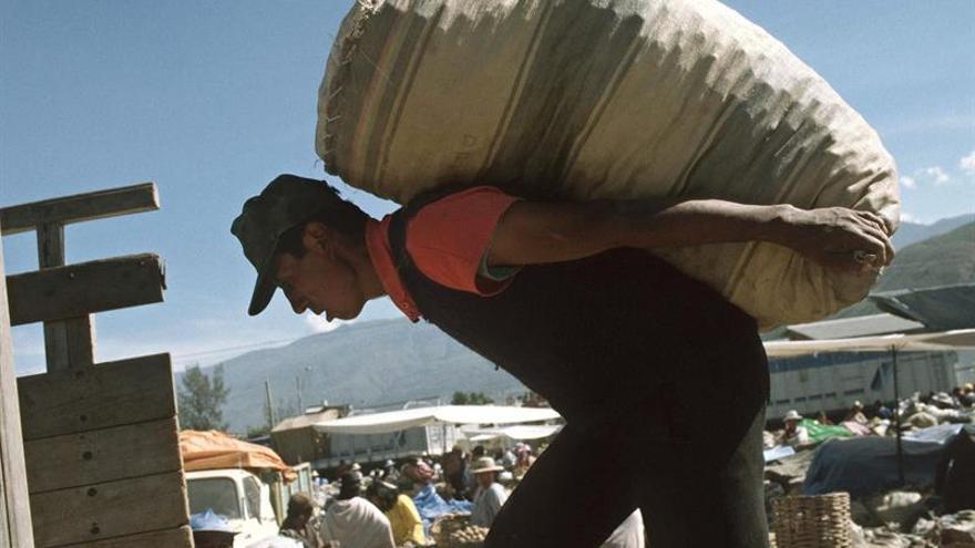 La OIT calcula que hay 25 millones de víctimas de trabajo forzoso en el mundo