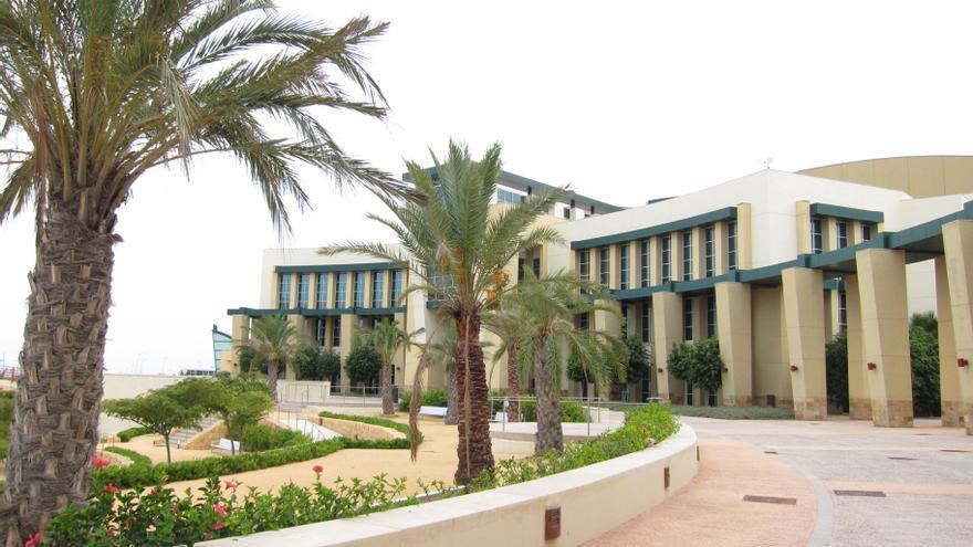Ciudad de la Luz, en Alicante