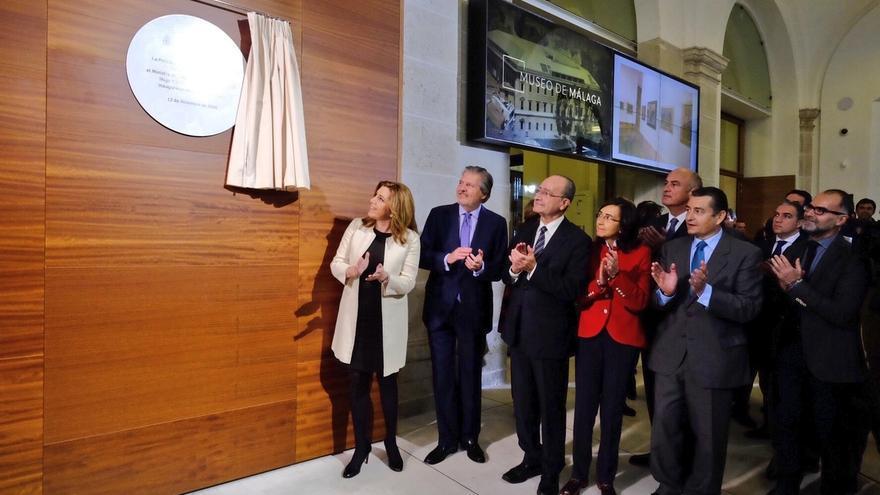Málaga inaugura su museo con el reto de convertirse en uno de los más importantes de España y Europa